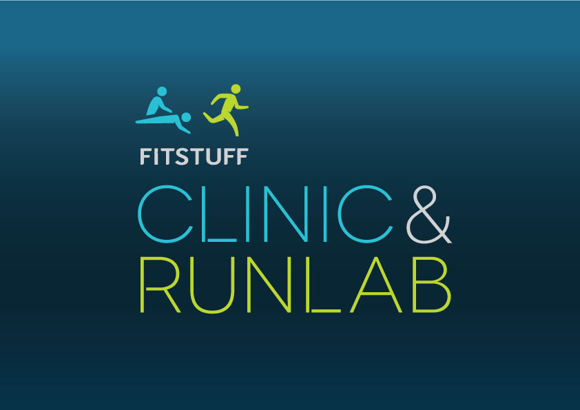 Fitstuff Clinic and Run Lab logo